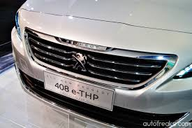 new peugeot sedan 2016 my auto fest naza previews peugeot 408 sedan launching soon