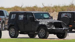jeep wrangler bandit 2018 jeep wrangler everything we know