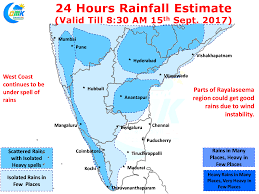 Map Of South India by Active Monsoon Conditions To Prevail Over South India U2013 Chennaiyil