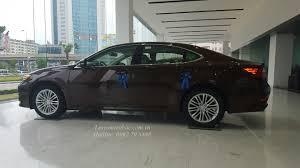 xe lexus viet nam lexus es 250 2017