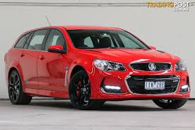 2016 holden commodore ss v redline vf series ii wagon for sale in