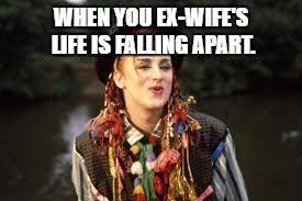 Ex Wife Meme - ex wife imgflip