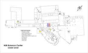 ground floor plans union and student activities facility maps