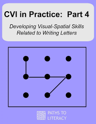 cvi in practice strategies to develop visual spatial skills for