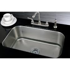 undermount kitchen sink single bowl 30 inch stainless steel undermount kitchen sink free