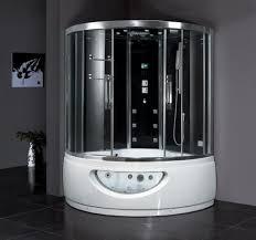ariel platinum da333f8 steam shower master bath showers ariel bath platinum sliding door steam shower with tub