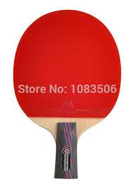quality table tennis bats winmax original quality 3 star table tennis racket fl blades