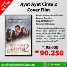 film ayat ayat cinta 1 sinopsis jual novel ayat ayat cinta 2 cover film wa 0898 6508 779