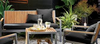 outdoor furniture material crate and barrel
