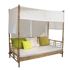 outdoor canopy bed outdoor canopy daybed wayfair