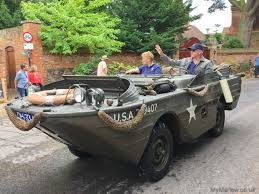 amphibious vehicle military amphibious vehicles arrive in marlow my marlow