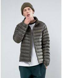 North Face Light Jacket Volcom Storm Lightweight Jacket In Black For Men Lyst