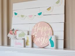 easter mantel decorations 20 exquisite easter mantel decorating ideas simplistically living
