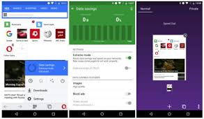 color themes for android opera mini beta lets user switch color themes ubergizmo