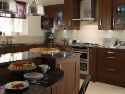 luxury walnut kitchen cabinets modern taste