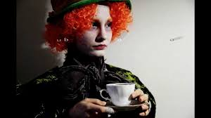 Halloween Mad Hatter Makeup by Mad Hatter Female Version Youtube
