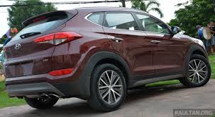 hyundai tucson specs philippines driven 2016 hyundai tucson tried in the philippines