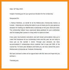 13 example of thank you letter abstract sample