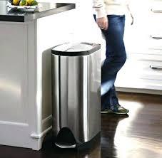 kitchen move poubelle de cuisine automatique 58 l poubelle cuisine pedale 50l kitchen move poubelle de cuisine