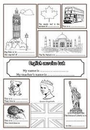 Pages de garde du cahier dAnglais Lécole de petite Prune