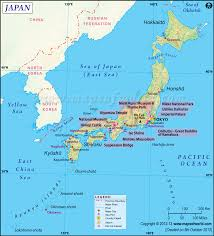Map Of New York State With Major Cities by Japan Map Shows The Province Boundary Airports Major Cities