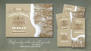 beachy wedding invitations read more modern and creative wedding invitations