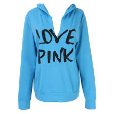 new women fashion vs love pink style hoodies sweatshirts pullover