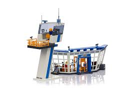 airport with control tower 5338 playmobil northern europe
