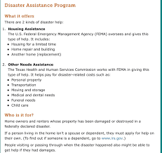 funeral assistance programs houston harvey disaster relief efforts national alliance for