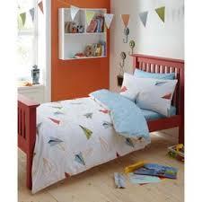 Debenhams Bed Sets Bargain Designer Boy S White Paper Planes Bedding Set Was 30