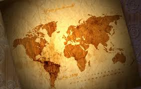 Old World Maps by Old World Map May 2009 By Waywardmedic On Deviantart