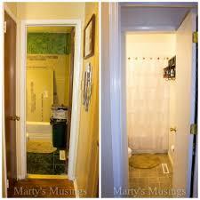 how do you make a small bathroom seem big you remodel it