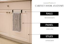 kitchen cabinet door knobs and handles how to place cabinet knobs according to an interior designer