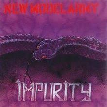 army photo album impurity new model army album