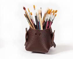 unique pen holders handmade pen stand etsy round up u2013 hunting handmade