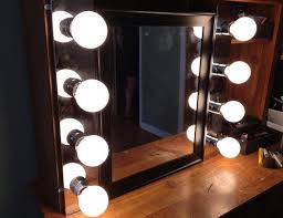 small mirror with lights full light bulbs for vanity mirror bulb best stage with dj djoly