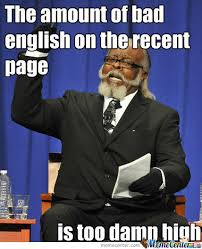 Speak English Meme - y u no speak english by moepmoep meme center