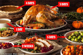 how can you keep thanksgiving leftovers for daily mail