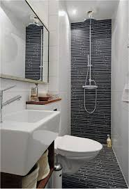 Designs For A Small Bathroom by Bathroom Black And White Bathroom Tiles In A Small Bathroom