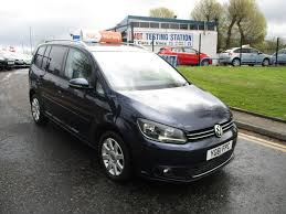 volkswagen touran 2 0 se tdi bluemotion technology 5dr manual for
