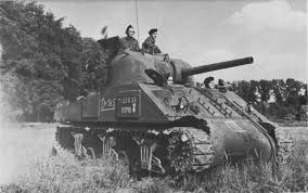 french 75 gun tiger i tank world war ii vehicles