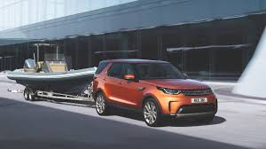 burgundy range rover 2017 land rover discovery 3 row luxury suv at the 2016 paris motor