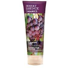 desert essence organics shampoo italian red grape 8 fl oz 237