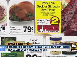 Thanksgiving Meal Deals Valley Thanksgiving Grocery Store Deals Food Deals To Help You