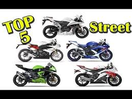 Most Comfortable Motorcycles My Top 5 600cc Supersport Street Motorcycles Youtube