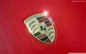 Porsche Logo 4k Hd Desktop Wallpaper For U2022 Wide U0026 Ultra