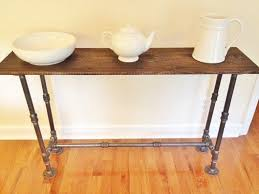 Narrow Oak Console Table Living Room Narrow Sofa Table And Narrow Oak Console