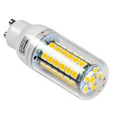 Led Gu10 Light Bulbs by 2pcs Gu10 7w Led Corn Light 48x 5050 Smd Leds Led Lamp Bulb In