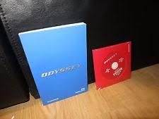 honda odyssey owners manual ebay