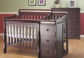 Mini Crib Baby Bedding by Table Wooden Baby Cribs Modern Crib Round Nursery Cool Ideas